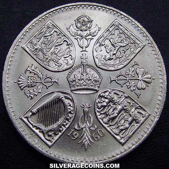 1960 Elizabeth II British Crown (New York Exhibition)