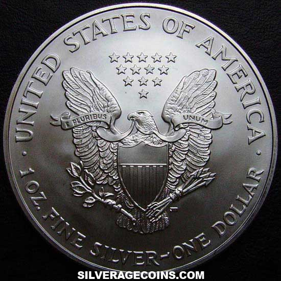 2006 United States Dollar 1 Ounce Silver Eagle