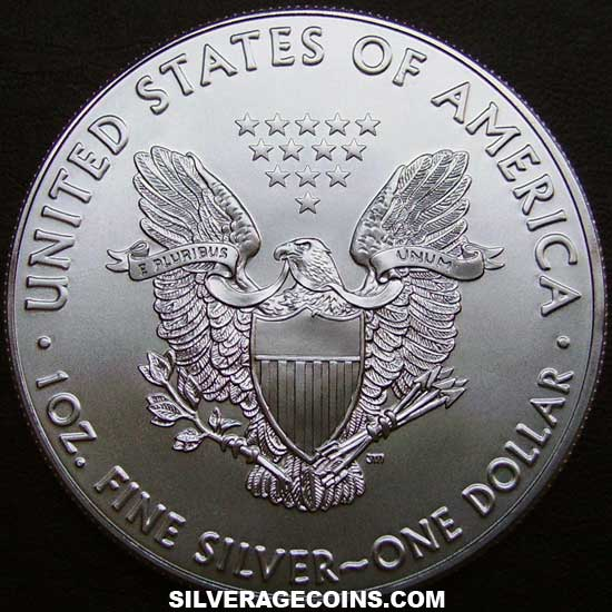 2017 United States Dollar 1 Ounce Silver Eagle