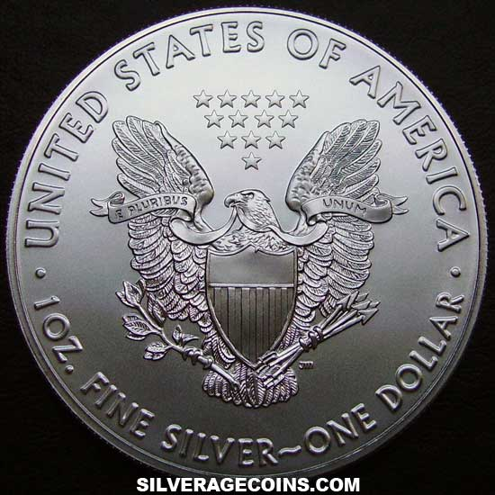2018 United States Dollar 1 Ounce Silver Eagle