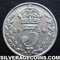 1914 silver threepence bitcoins betting on something