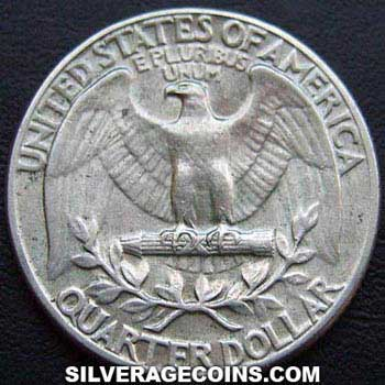 1948 United States Washington Silver Quarter