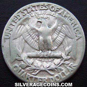 1951 United States Washington Silver Quarter