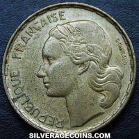 1951 50 French Francs