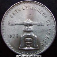 1979Mo Type IV Mexican Silver 1 Ounce (press)