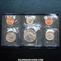 1987P (5) US Uncirculated Mint Set