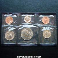 1988P (5) US Uncirculated Mint Set
