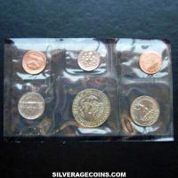 1990P (5) US Uncirculated Mint Set