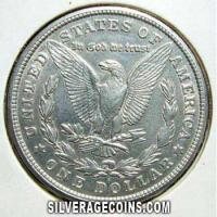 1921 S United States Morgan Silver Dollar
