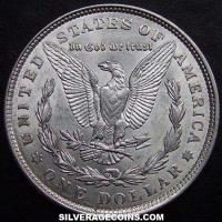 1921 United States Morgan Silver Dollar