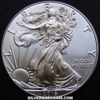 "2016 United States 1 Ounce ""Silver Eagle"" Dollar"