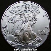 "2018 United States 1 Ounce ""Silver Eagle"" Dollar"