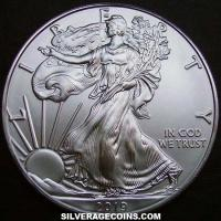 "2019 United States 1 Ounce ""Silver Eagle"" Dollar"