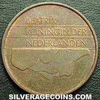 1994 Netherlands Beatrix Bronze 5 Cents
