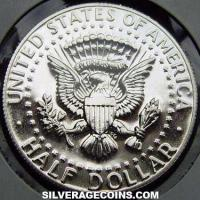 1969 S Proof United States Kennedy Silver-Clad Half Dollar