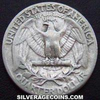 1945 United States Washington Silver Quarter