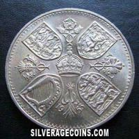 1953 Elizabeth II British Crown (coronation)