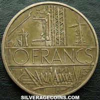 1984 10 New French Francs