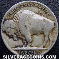 "1928 D United States ""Buffalo Nickel"" 5 Cents"
