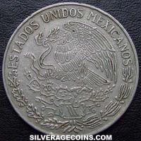 1975 short date Mexican Peso