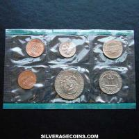 US Uncirculated Mint Set (Reverse)