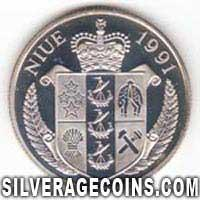 Niue Silver Proof 10 Dollars (Olympic Games) (Obverse)