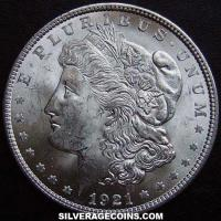 "1901 double die United States ""Morgan"" Silver Dollar"
