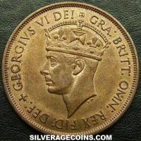 George VI Jersey Bronze 1/12 Shilling (Liberation) (Obverse)
