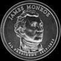 2008 S Proof United States Dollar (James Monroe)
