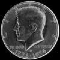 "United States ""Kennedy"" Silver Half Dollar (Independence Hall) (Obverse)"