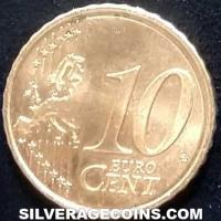 2015 in sets Andorra 10 Euro Cents
