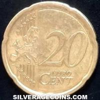 2019 in sets Ireland 20 Euro Cents