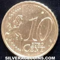 2016 in sets Latvia 10 Euro Cents