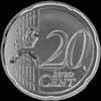 2019 in sets Latvia 20 Euro Cents