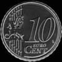 2014 Willem-Alexander Netherlands 10 Euro Cents