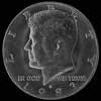 "2008 D United States ""Kennedy"" Half Dollar"
